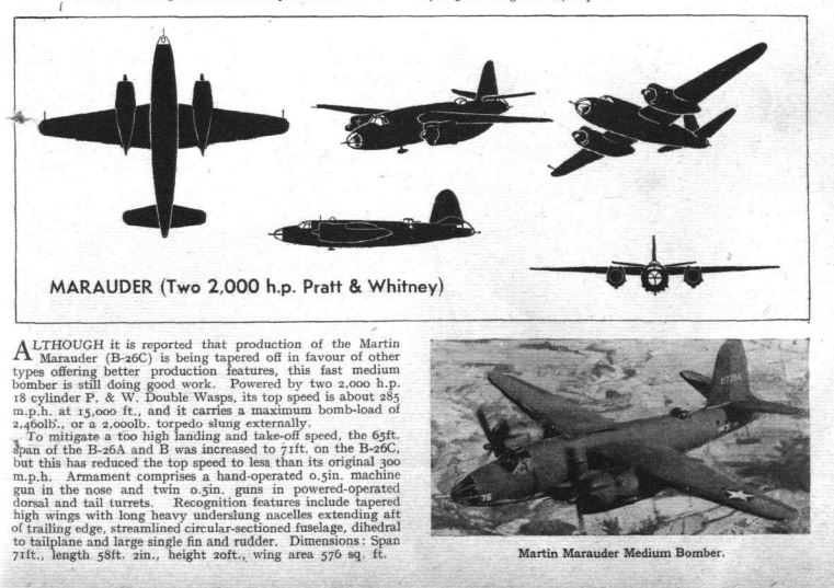 B-26           recognition